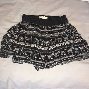 H&M elephant patterned shorts